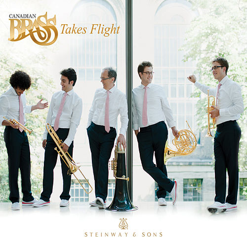 Canadian Brass Takes Flight by Canadian Brass