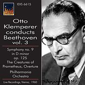Otto Klemperer Conducts Beethoven, Vol. 3 by Various Artists