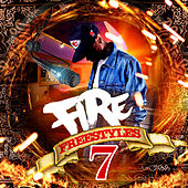 Play & Download Fire Freestyles 7 by Dj Hotday | Napster