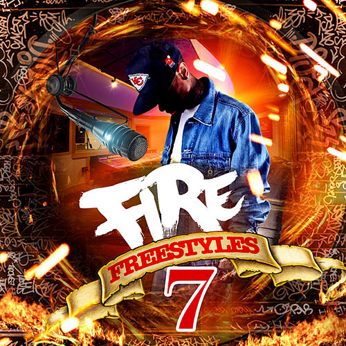 Fire Freestyles 7 by Dj Hotday