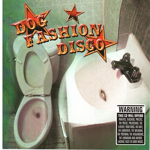 Committed to a Bright Future von Dog Fashion Disco