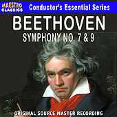 Beethoven: Symphony No. 7 & 9 by Various Artists