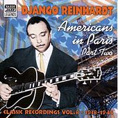 Reinhardt, Django: Americans in Paris (1938-1945) by Various Artists