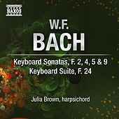 W.F. Bach: Keyboard Sonatas by Julia Brown