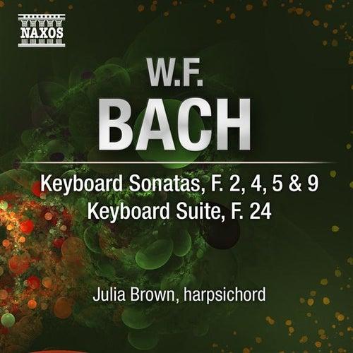 Play & Download W.F. Bach: Keyboard Sonatas by Julia Brown | Napster