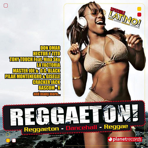 Play & Download Reggaeton! by Various Artists | Napster