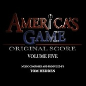 America's Game Vol. 5 (Music from the NFL Films Series) by Tom Hedden