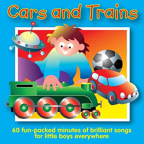 Play & Download Cars and Trains by Kidzone | Napster