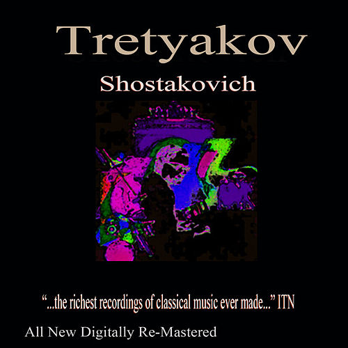 Tretyakov - Shostakovich by State Symphony Orchestra of the USSR