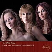 Play & Download Chopin - Liszt - Rachmaninoff - Schostakowitsch by Trio D'Ante | Napster