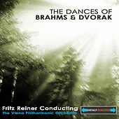 The Dances of Brahms and Dvorak by Johannes Brahms