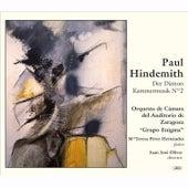 P. Hindemith: Der Dämon - Kammermusik No. 2 by Grupo Enigma - Orquesta de Cámara del Auditorio de Zaragoza