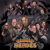 Play & Download Guitar Heroes by Various Artists | Napster