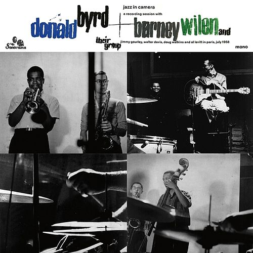 Jazz In Camera by Donald Byrd