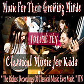 Classical Music for Kids Volume Ten by Various Artists
