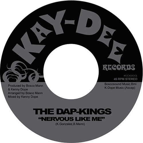 Nervous Like Me by The Dap-Kings