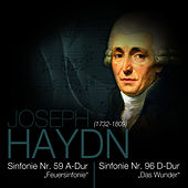 Play & Download Haydn: Sinfonien Nr. 59 & 96 by Das Große Klassik Orchester | Napster