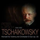 Play & Download Tschaikowsky: Konzert für Violine und Orchester D-Dur op. 35 by Das Große Klassik Orchester | Napster