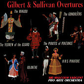 Gilbert & Sullivan Overtures by Pro Arte Orchestra