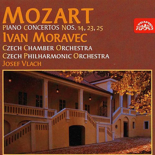 Play & Download Mozart: Piano Concertos Nos 14, 23, 25 by Ivan Moravec | Napster
