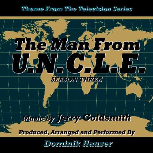The Man From U.N.C.L.E. - Season Three (Jerry Goldsmith) by Dominik Hauser