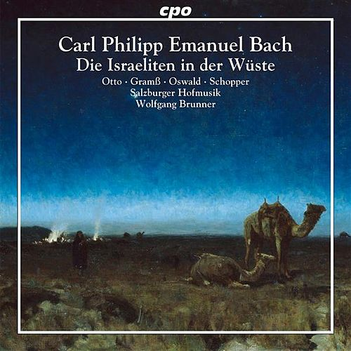 Play & Download Bach: Die Israeliten in der Wuste by Various Artists | Napster