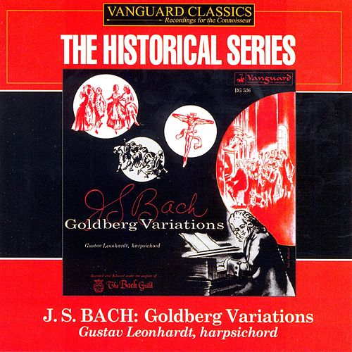 Bach: The Goldberg Variations, BWV988 by Gustav Leonhardt