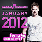 Play & Download Ferry Corsten presents Corsten's Countdown January 2012 by Various Artists | Napster