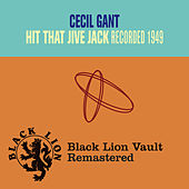 Play & Download Hit That Jive Jack by Cecil Gant | Napster