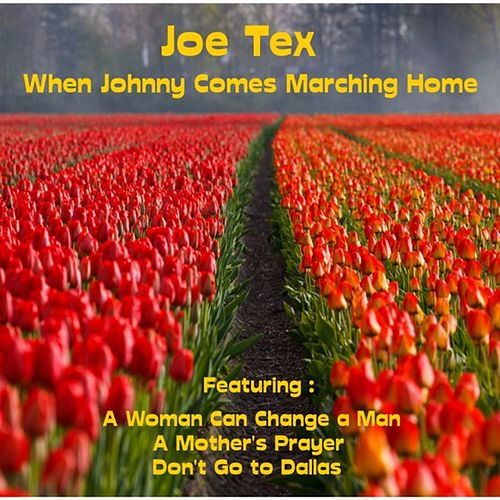Play & Download When Johnny Comes Marching Home by Joe Tex | Napster