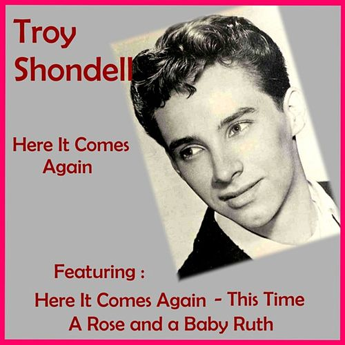 Play & Download Here It Comes Again by Troy Shondell | Napster