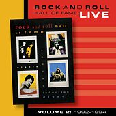 Rock and Roll Hall of Fame Volume 2: 1992-1994 by Various Artists