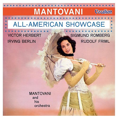 Play & Download All-American Showcase by Mantovani | Napster