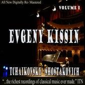 Play & Download Evgeny Kissin - Tchaikovsky, Shostakovich by Evgeny Kissin | Napster