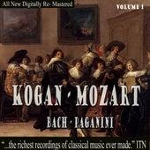 Play & Download Kogan: Mozart - Bach - Paganini, Volume 1 by Leonid Kogan | Napster