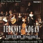 Play & Download Debussy: Kogan - Vieuxtemps de Sarasate by Leonid Kogan | Napster
