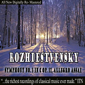 Rozhdestvensky Symphony No. 3 in C Op. 17 by Various Artists