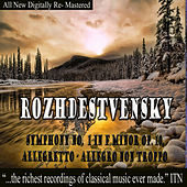 Rozhdestvensky Symphony No. 1 in F Minor Op. 10 by Various Artists
