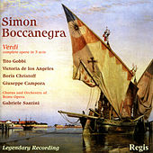 Play & Download Verdi: Simon Boccanegra by Tito Gobbi | Napster