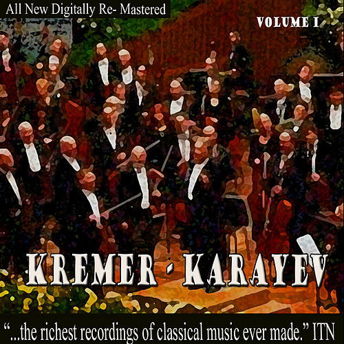 Kremer - Karayev Volume 1 by Various Artists