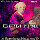 Stravinsky Pagnini Volume 1 by Various Artists