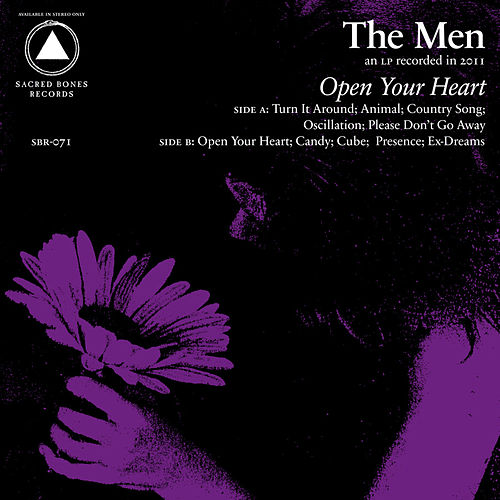 Play & Download Open Your Heart by The Men | Napster