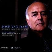 Recital at La Monnaie / De Munt by José van Dam