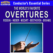 The World's Favorite Overtures by Various Artists