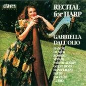 Recital for Harp by Gabriella Dall'Olio