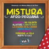 Mistura Afro-Peruana / Serie Mistura de Ritmos Vol. 3 by Various Artists