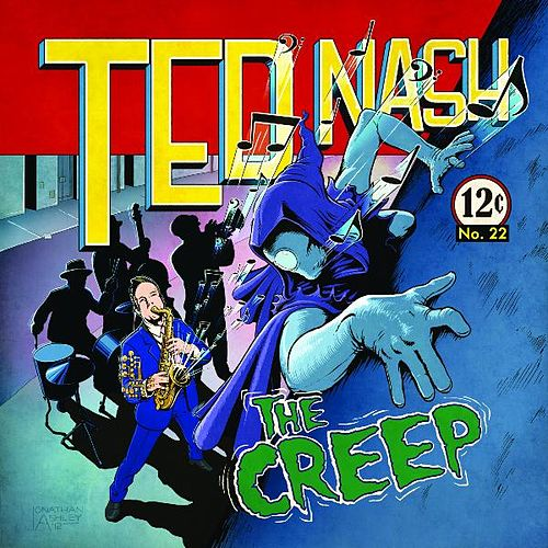 The Creep by Ted Nash