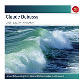 Play & Download Claude Debussy: La Mer, Jeux, Nocturnes by Wiener Philharmoniker | Napster