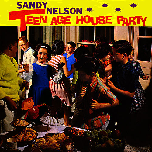 Play & Download Teenage House Party by Sandy Nelson | Napster