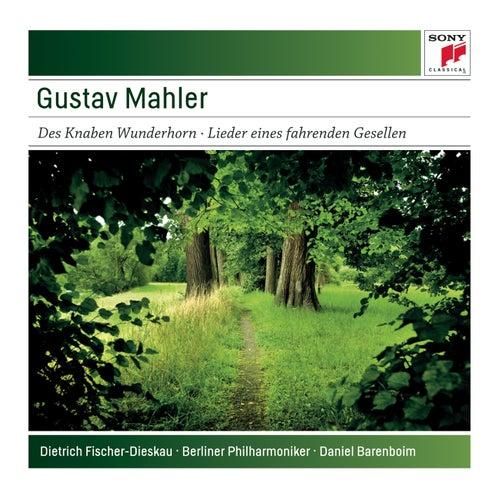 Mahler: Des Knaben Wunderhorn & Lieder eines fahrenden Gesellen by Berlin Philharmonic